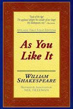 As You Like It (Folio Texts)