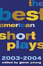 Best American Short Plays