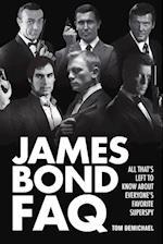 James Bond FAQ (FAQ Series)