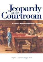 Jeopardy in the Courtroom af American Psychological Association, Stephen J. Ceci, Maggie Bruck