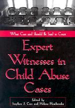 Expert Witnesses in Child Abuse Cases af Stephen J Ceci