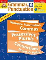 Grammar & Punctuation, Grade 2 [With Free Download] af Jo Ellen Moore, Evan-Moor Educational Publishers