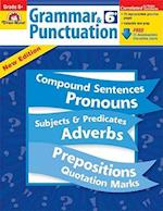 Grammar & Punctuation, Grade 6 af Jo Ellen Moore, Evan-Moor Educational Publishers