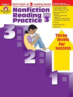 Bog, paperback Nonfiction Reading Practice, Grade 3 af Kim Griswell