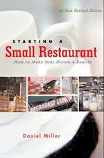 Starting a Small Restaurant