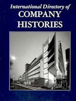 International Directory of Company Histories (INTERNATIONAL DIRECTORY OF COMPANY HISTORIES, nr. 119)