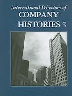 International Directory of Company Histories (INTERNATIONAL DIRECTORY OF COMPANY HISTORIES, nr. 086)