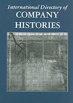 International Directory of Company Histories (INTERNATIONAL DIRECTORY OF COMPANY HISTORIES, nr. 121)