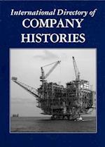 International Directory of Company Histories (INTERNATIONAL DIRECTORY OF COMPANY HISTORIES, nr. 124)