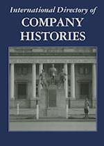 International Directory of Company Histories (INTERNATIONAL DIRECTORY OF COMPANY HISTORIES, nr. 126)
