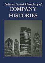 International Directory of Company Histories (INTERNATIONAL DIRECTORY OF COMPANY HISTORIES, nr. 127)