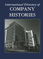 International Directory of Company Histories (INTERNATIONAL DIRECTORY OF COMPANY HISTORIES, nr. 128)
