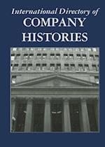 International Directory of Company Histories (INTERNATIONAL DIRECTORY OF COMPANY HISTORIES, nr. 129)