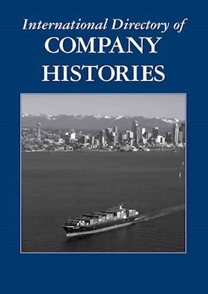 Bog, hardback International Directory of Company Histories af Gale