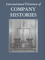 International Directory of Company Histories (INTERNATIONAL DIRECTORY OF COMPANY HISTORIES, nr. 199)