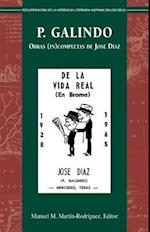 P. Galindo (Recovering the US Hispanic Literary Heritage)