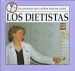 Dietistas = Dieticians (People Who Care for Our Health)