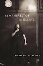 The Manifestos and Essays af Richard Foreman