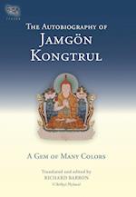 The Autobiography of Jamgon Kongtrul af Jamgon Kongtrul, Richard Barron