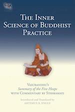 The Inner Science of Buddhist Practice (Tsadra Foundation)