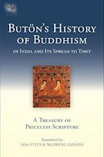 Buton's History of Buddhism in India and Its Spread to Tibet (Tsadra)