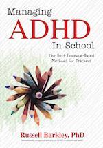 Managing ADHD in Schools