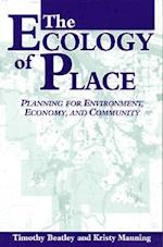 The Ecology of Place af Timothy Beatley