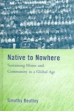 Native to Nowhere af Timothy Beatley