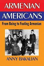 Armenian Americans af Anny Bakalian