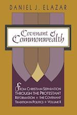 Covenant & Commonwealth af Daniel J. Elazar