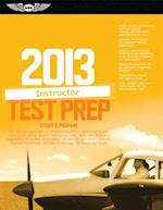Certified Flight Instructor Test Prep 2013 (PDF eBook) (Test Prep series)