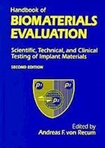 Handbook of Biomaterials Evaluation