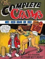 The Complete Crumb Comics Vol.8 (The complete Crumb, nr. 8)