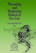 Meas Monit Amphibians Pa (Biological Diversity Handbooks Paperback)
