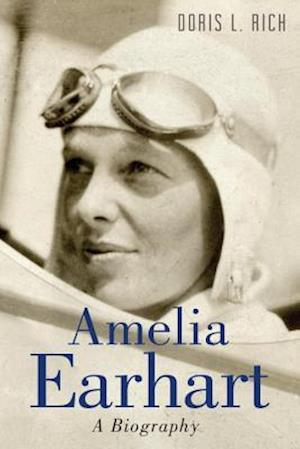 Bog, paperback Amelia Earhart af Doris L. Rich
