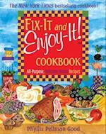 Fix-it And Enjoy-it Cookbook