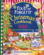 Fix-It and Forget-It Christmas Cookbook (Fix-It and Forget-It (Paperback))