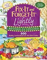 Fix-It and Forget-It Lightly (Fix-it and Forget-it)