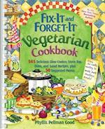 Fix-It and Forget-It Vegetarian Cookbook (Fix-It and Forget-It (Paperback))