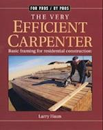 The Very Efficient Carpenter (For Pros/by Pros Series)