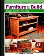Furniture You Can Build (GETTING STARTED IN WOODWORKING)