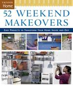 52 Weekend Makeovers (Taunton Home Hardcover)