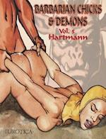 Barbarian Chicks & Demons Vol.5 af Hartmann