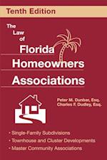 The Law of Florida Homeowners Associations 2014-2015