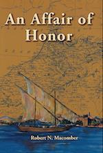 An Affair of Honor (Honor, nr. 5)