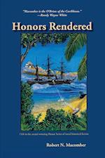 Honors Rendered (Honor, nr. 11)
