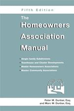 Homeowners Association Manual