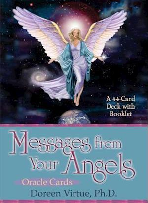 Bog ukendt format Messages From Your Angels Oracle Cards af Doreen Virtue