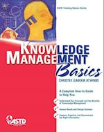 Knowledge Management Basics af Christee Gabour Atwood