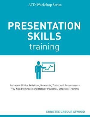 Bog, paperback Presentation Skills Training af Christee Gabour Atwood